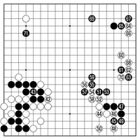정수현 9단의 바둑칼럼 <1954> 제3보(42~71) 회돌이의 효과