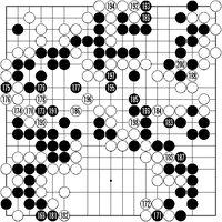 정수현 9단의 바둑칼럼 <1958> 맥심커피배 입신최강전 제3국