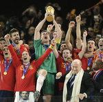 [남아공 월드컵 축구] 무적함대, 80년만에 월드컵 제패