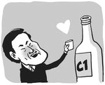 """[부산 정가 닷컴] 허 시장 """"대선주조 지역업체가 맡아야"""""""