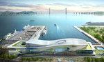새 국제여객터미널 '고래' 형상화
