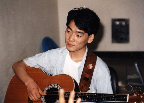 Image result for 김광석 뉴욕 공연 1995년