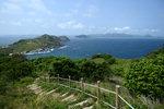 한적한 섬에서 시간 잊은 휴가