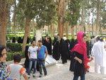 사막과 히잡 대신 페르시아의 지난 숨결 가득