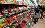 과자부터 김치까지 식료품 줄인상
