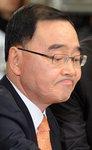 진땀나는 정홍원 총리 후보