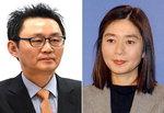 청와대 남녀 대변인 윤창중·김행 내정