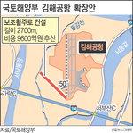 김해 활주로 증설 검토, 신공항 백지화 노림수 ?