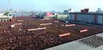 北 정전협정 파기 지지 대규모 집회