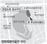 """""""용두산공원 영화체험박물관 사적지 훼손·교통체증 우려"""""""