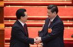 中, 시진핑 통치 개막…전인대 국가주석에 선출