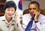 """박근혜 대통령 """"대화 위한 대화, 북핵 시간만 벌어줄 뿐"""""""