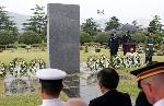 '정전60주년' 참전국 대표단 유엔기념공원 참배