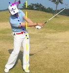 양충모의 골프 너무 쉽다 <27> 스윙 시 중심 이동