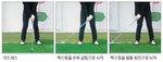 양충모의 골프 너무 쉽다 <41> 스윙에 따른 몸 동작