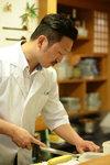 부산의 요리사들 <18> 남포동 삼송초밥 주강재 요리사