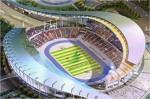 인천AG주경기장 개장기념, 축구 국가대표 평가전