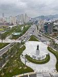 부산 소통의 상징 '송상현 광장' 오늘 개장