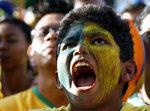 [여기는 브라질] 역시 '축구의 나라'…체증 심각