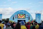 [여기는 브라질] '월드컵 해방구' 팬 페스트를 가다