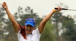 골프 박결은, 여자 개인전 금메달
