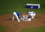 한국 야구 이번에도 승리의 8회…황재균 '병역면제' 2타점 쐐기타