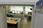 텅 빈 옛 해경 사무실