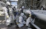 일본 원전사고 4년…아직도 유출차단 작업