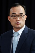 문무일 지검장, '성완종 리스트' 특별수사팀장 중책