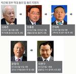 출범 후 벌써 5명째…박근혜 정부 '총리 수난사'