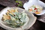 권민경의 몸에 좋은 약선요리 <73> 흰무궁화잎 탕수