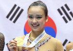 손연재, 아시아선수권 후프와 볼 금메달…리본 동메달