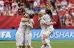잉글랜드, 캐나다 꺾고 여자월드컵 4강 진출…일본과 맞대결