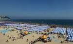 부산바다축제 개막…피서객 인산인해 260만명 몰려