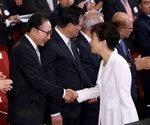 박 대통령, 북한 도발·일본 담화에 절제된 비판으로 새로운 미래 방점