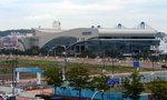 새 국제여객터미널 식당 달랑 한 곳뿐