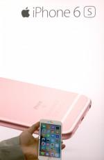 타이젠 OS, 블랙베리 눌러...아이폰6S 앞세운 iOS 점유율 반등 전망