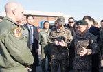 합창의장, 미 7공군사령부 방문