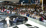 부산국제모터쇼, 미래車 화두 제시·흥행엔 실패