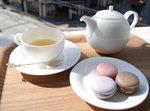 그윽한 차 한잔&달콤한 마카롱…'여왕의 호사' 한 번 누려볼까