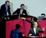 법조비리·서울 메피아 놓고 막말·고성 등 구태 재현