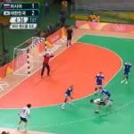 [여자핸드볼] 한국, 러시아와 1차전 역전패