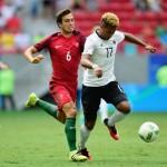 [올림픽 축구]'브란트 3도움' 독일, 포르투갈에 4-0 완승 '4강 진출'