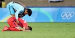 온두라스 역습 한 방에…한국 남자축구 4강 좌절