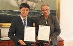 해양수산연수원 해외교육기관 찾아 협력 강화