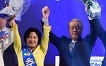 친문 지도부 탄생…강한 야당으로 '중심秋' 이동