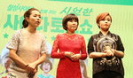 [현장 톡·톡] 속 시원한 개그우먼 3인방, 여자 관객 저격!