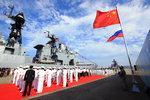 러시아·중국, 남중국해서 첫 공동군사훈련