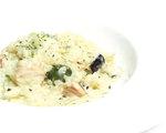 [김병일의 서양요리] 식욕의 계절이 왔다…탱글탱글한 식감! 양송이와 닭고기 리조토