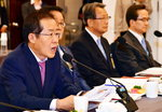 홍준표 경남지사 주민소환 투표 무산...유권자 서명 8395명 부족